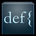 ChemDef icon