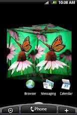 3D Butterfly II