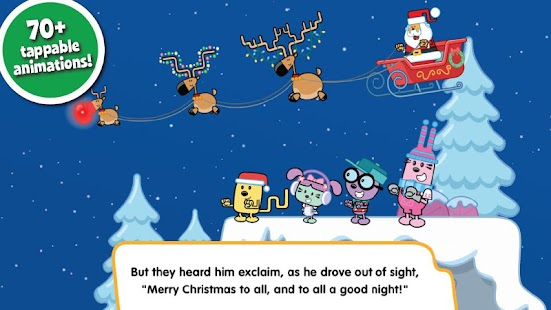 Wubbzy Night Before Christmas- screenshot thumbnail