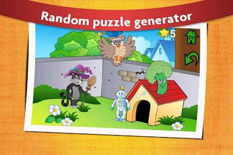 Puzzle Games for Kids Free 3- screenshot thumbnail