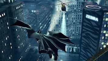 Screenshot of The Dark Knight Rises