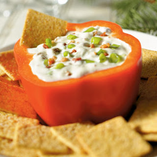 Rebound Bacon Ranch Dip.