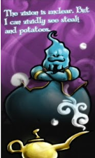 Ask a Genie Daily Game FREE - screenshot thumbnail