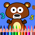 Math Coloring Book icon