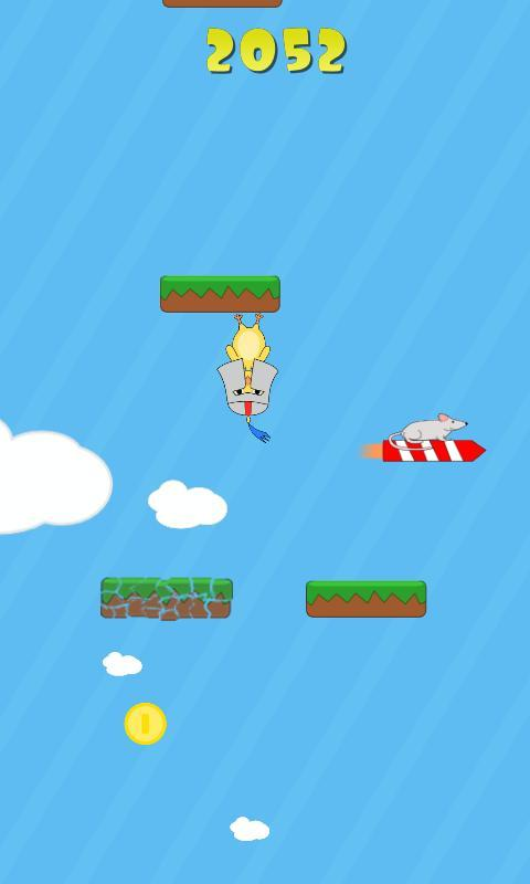 Happy Birds Jumping - screenshot
