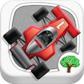 Math Games - Racing