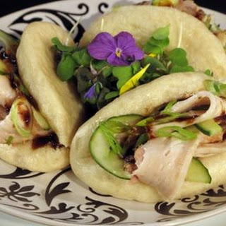 Steamed Pork Belly Buns with Hoisin Balsamic Recipe