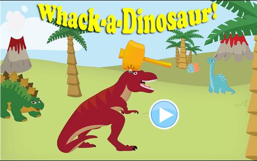 Whack A Dinosaur