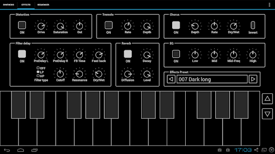 ExSynth (Synthesizer)