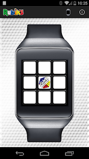 Rubik's Cube für Android Wear Screenshot