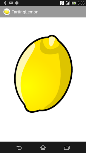 The Farting Lemon