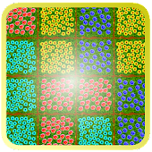 Flower Fields - Block Puzzle