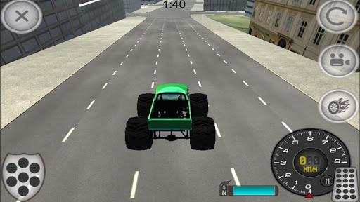 玩模擬App|Monster Truck Madness 3D免費|APP試玩