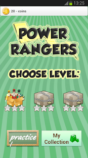 Power Rangers Free Game