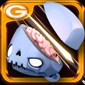 Zombie Toss icon