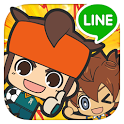 LINE パズル  de イナズマイレブン icon
