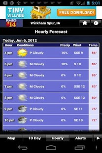 Siouxland Weather- screenshot thumbnail