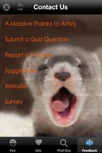 Ferret+ Free - screenshot thumbnail