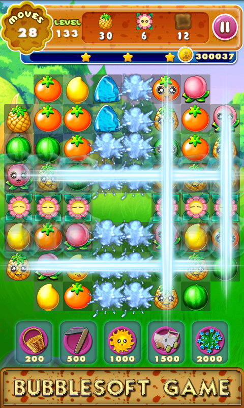 Fruit Smash Game