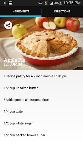 【免費娛樂App】蘋果派食譜-APP點子