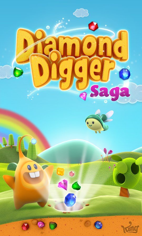 Diamond Digger Saga- screenshot