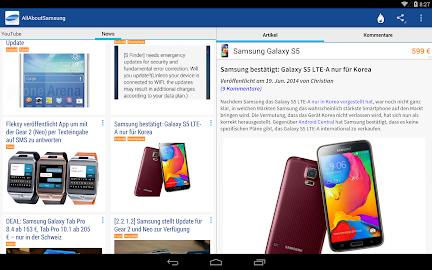 All About Samsung Screenshot 9