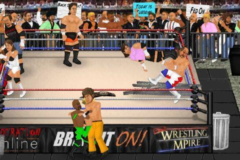 Wrestling Revolution- screenshot