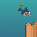 Flappy Hungry Shark icon