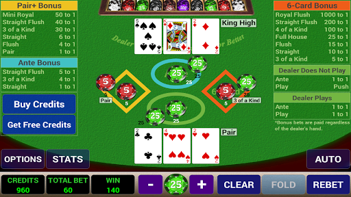 Ace 3-Card Poker  {cheat|hack|gameplay|apk mod|resources generator} 3