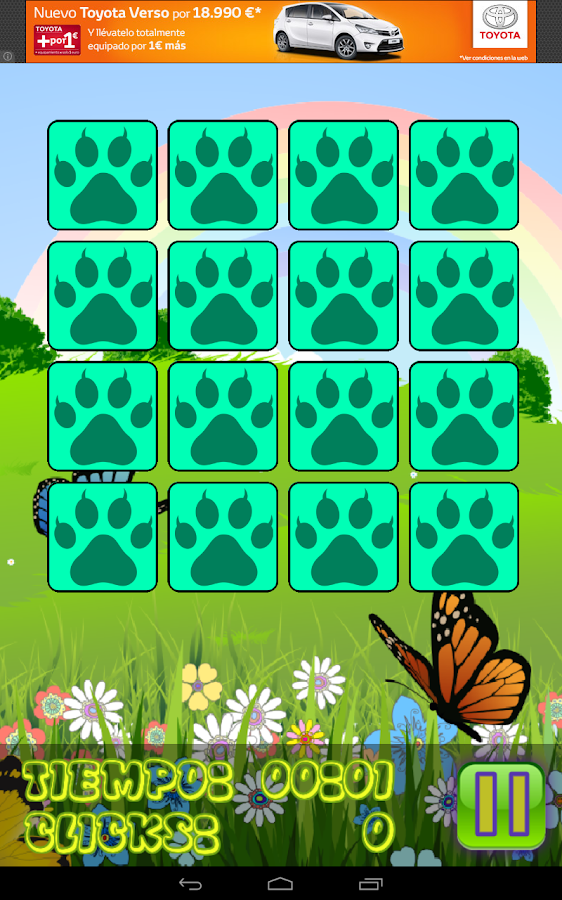 Memory Match Kids Family Game - screenshot