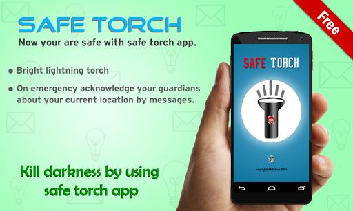 Safe Torch + SOS