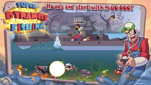 Super Dynamite Fishing Premium  screenshots 1