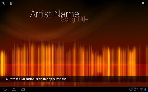 Audio Glow Live Wallpaper  screenshots 14