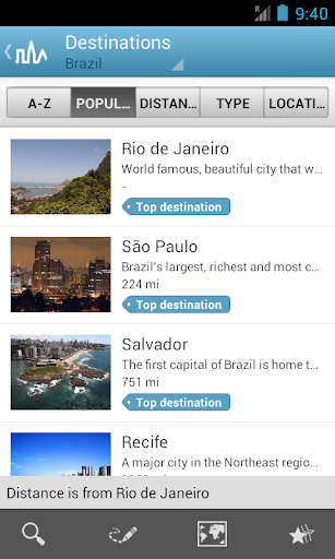 Brazil Travel Guide by Triposo