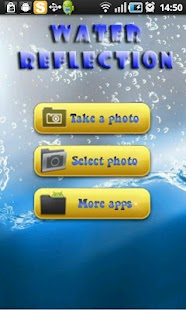 Photo Water Reflection - screenshot thumbnail
