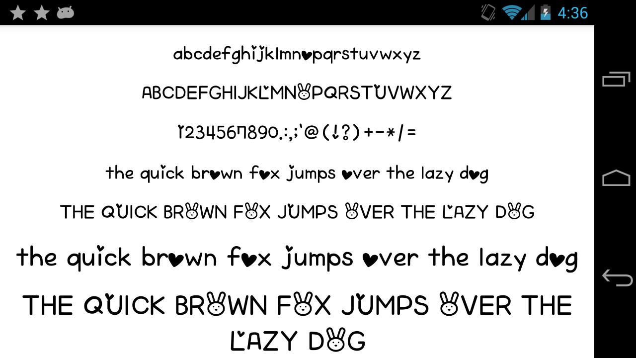 Fonts for FlipFont 50 Written - Revenue & Download estimates