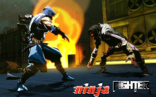 【免費動作App】Ninja Fighter-APP點子