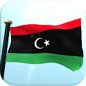 Libya Drapeau 3D Gratuit icon