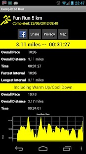 Half Marathon PRO by RunDouble- screenshot thumbnail