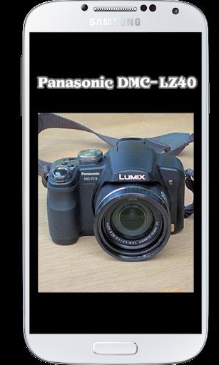 DMC-LZ40 Tutorial
