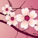 Sakura Pro Live Wallpaper logo