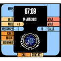 LCARS WARP UCCW SKIN icon