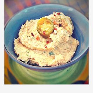 Jalapeño and Lime Hummus.