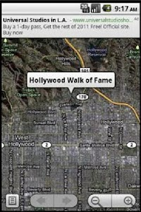 Hollywood Travel Guide GPS screenshot 3