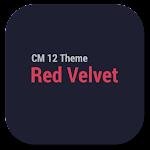 Red Velvet - CM12 Theme v1.0