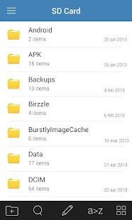 File Manager - File explorer - screenshot thumbnail