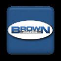 Brown Mazda