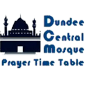 Dundee Mosque Prayer TimeTable
