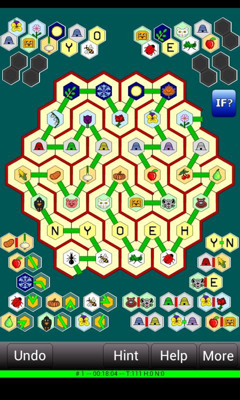 Honeycomb Hotel Free screenshot #6