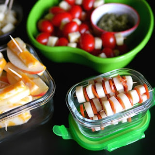 String Cheese Lunch Box Ideas